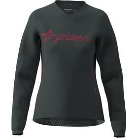 Zimtstern EcoFlowz LS Shirt Women, zwart